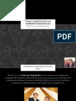 Tasas y Tributos de Los Gobiernos Regionales