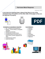 Household Haz Waste Info