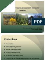 El Sector Forestal en Ecuador