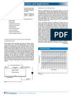 Photodiode Parameters and Characteristics