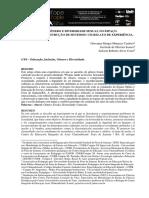 Genero e Diversidade Sexual No Espaço Escolar_reconstrucao de Sentidos_ Um Relato de Experienciadocx