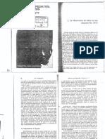 La observacion de niños en situacion fija. Escritos de pediatria y psicoanalisis .pdf