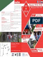 Fort de Seclin présentation 2018