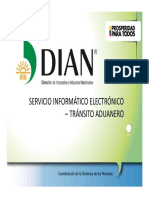 DIAN Servicio Informatico  Electronico de Transito Aduanero.pdf