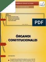 3 Organos Constitucionales 1 Parte