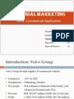 Volvo penta -industrial marketing