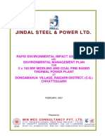 2x150mw Jindal Power Plant