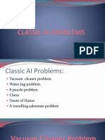 2.Classic AI Problems