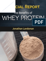 Whey Protein Report
