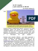 A Revolução Do Pato Amarelo No Brasil