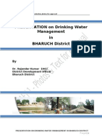 Bharuch Water Project