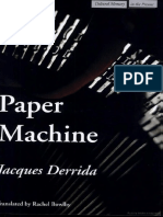 (Cultural Memory in the Present) Jacques Derrida-Paper Machine-Stanford University Press (2005).pdf