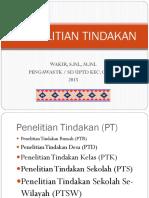 4. PENELITIAN TINDAKAN