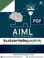 Aiml Tutorial