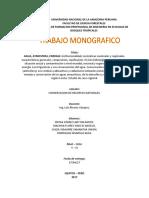 Monografia Agua, Atmosfera y Energia
