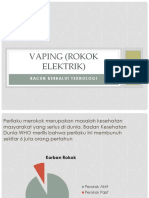 Toolbox Meeting (VAPE)
