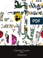 Spring 2018 Christian Lacroix Catalog