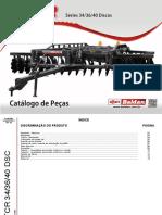 Catálogo de Peças GTCR 34-40 (Parte I)