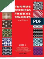 Tramas Texturas y Fondos Sensibles