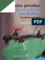 Metales Pesados y El Agua de Consumo en Colima 439