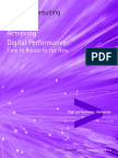 Accenture Digital Performance POV
