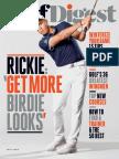 Golf Digest USA December 2017