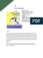 Indice Automatismos Industriales