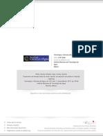 Tratamiento Del Drenaje Ácido de Minas_estudio de Reducción de Sulfato en Mezclas Organicas