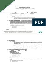 Formulario Conceptualizacion de Caso y Plan de Intervencion Terapeuticat