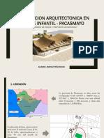 Intervencion Arquitectonica en Parque Infantil - Pacasmayo