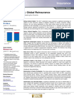 2018 Outlook Global Reinsurance