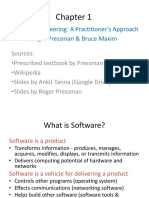 Software Engineering Chapter 1