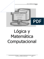 Logica y Matematica Computacional