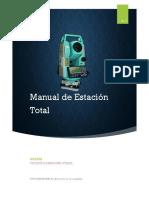 Manual de Estación Total VIC