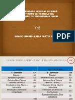 Grade Curicular FENAV 2014