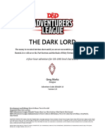 DDAL4-14 the Darklord (5-10)