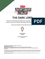 DDAL4-14 the Darklord (5-10)