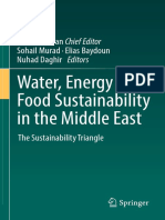Water, Energy & Food Sustainability