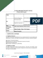 VPTS-Orc 001AT-Jech Informe Preliminar Aldea Pecajba, Chisec a. V.