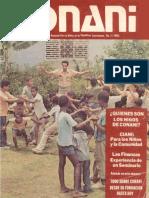 CONANI Revista 1 - 1980