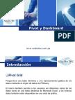 Pivot. y Dashboard