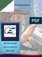 Curso Operadores en Planta de Gas-La Paz