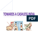 Cashless India