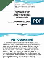 proteccion radiologia objetivos