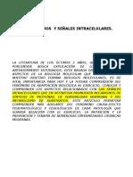8.-Efectos Del Ejercicio Fisico Sobre Señales Intracelulares e Intramusculares y Sus Acciones