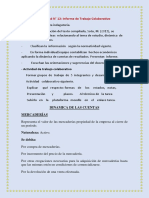 Actividad N° 12 Informe de Trabajo Colaborativo