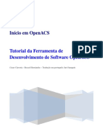 OpenACS Tutorial (Portuguese)