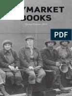 Haymarket Books Spring 2018 Catalog
