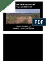 D3.5 Narrative Therapy David Denborough