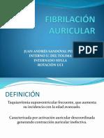 Fib. Auricular UCI